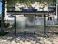 Arrêt Bus Trou Vassou Avenue Docteur Vaillant - Romainville (FR93) - 2021-04-25 - 1.jpg
