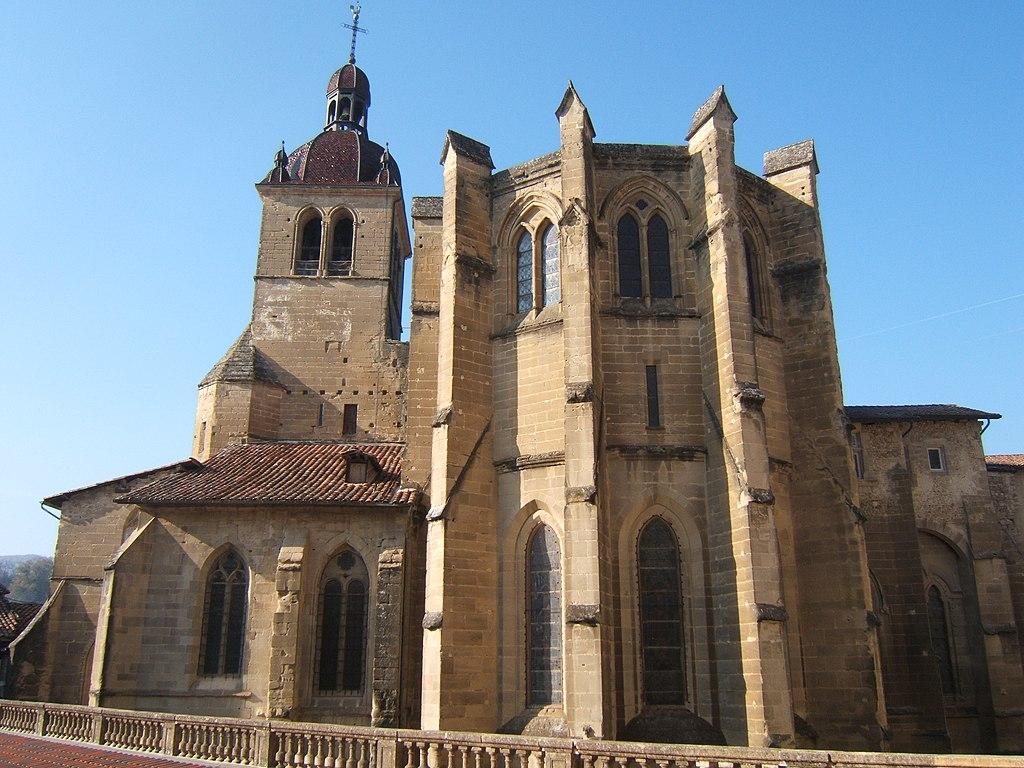 Saint Antoine l'Abbaye (38 isère) 1024px-Arri%C3%A8re_Eglise_Abbatiale