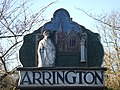 Arrington village sign - geograph.org.uk - 651668.jpg