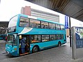 Arriva Kent & Surrey YN06TFZ, Chatham Bus Station, 15 January 2018 (2).jpg