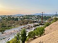 Arroyo Seco Parkway and Santa Fe Railroad Bridge.jpg