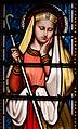Ars-sur-Formans Basilique Vitrail 21102015 06 Sainte Reine.jpg