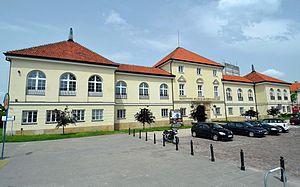 National Museum of Archaeology (Poland) - Image: Arsenał Królewski 05