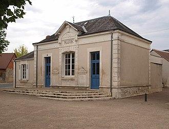 Arthon - The town hall in Arthon