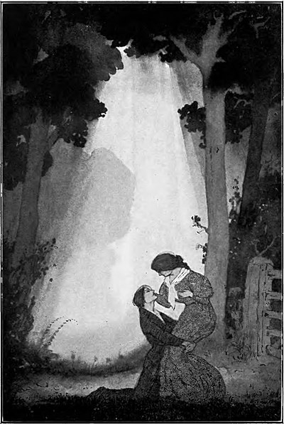 Arthur Machen - The Hill of Dreams - Frontispiece.jpg