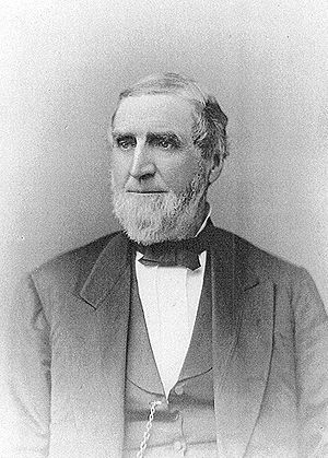 Lehigh University - Asa Packer, a 19th-century U.S. businessman, donated land and money to found the university