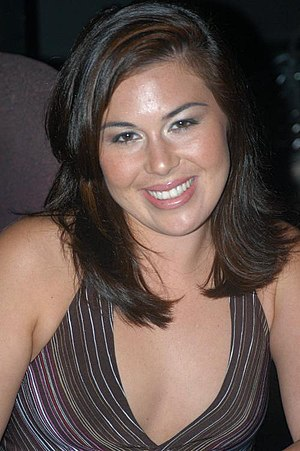 Ashley Blue - Blue at the 2005 Nightmoves USA Tampa Show