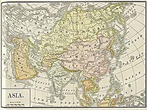 Cultura e historia de Asia