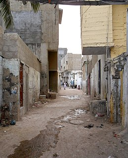 Orangi Municipality in Sindh, Pakistan