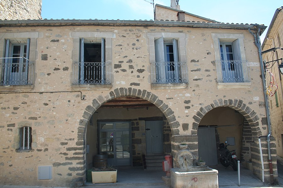 Aspiran (Hérault) - la Placette
