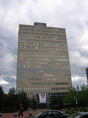 Assumption Place - Image: Assomption place moncton 543