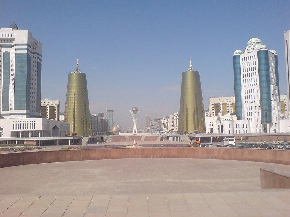 Astana centr