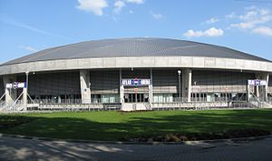 Die Atlas Arena in Łódź