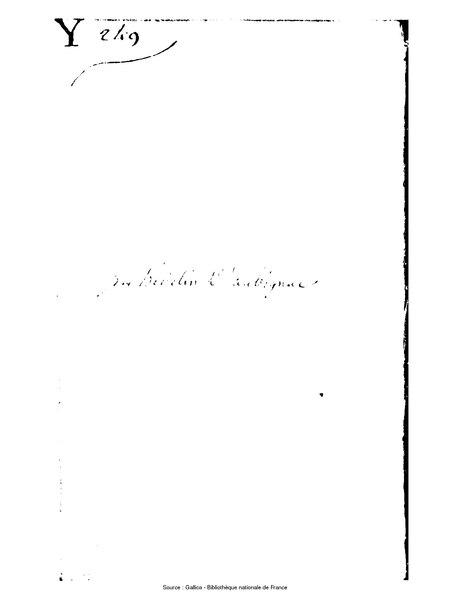 File:Aubignac - Conjectures académiques ou dissertations sur l'Iliade.djvu