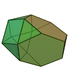 Augmented truncated tetrahedron