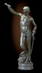 David vainqueur de Goliath