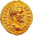 Aureus Septimius Severus-193-leg XIIII GMV One Side.jpg