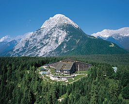 Interalpen Hotel Tyrol Gmbh Telfs Buchen Seefeld Osterreich