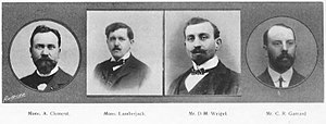 Clément-Talbot - Clément, Lamberjack, Weigel and Garrard