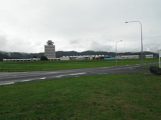 TVNZ 1 - The Avalon Television Centre, home to TV One from 1975. Operations gradually moved to Auckland during the 1980s.