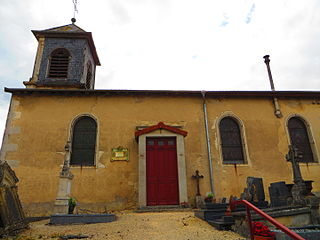 Avillers-Sainte-Croix Commune in Grand Est, France