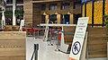 Azrieli Mall Food Court Coronavirus May 2020.jpg