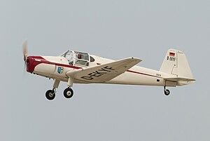Bücker Bü 181 - D-EKYF, a Swedish-built Sk 25 (Bücker Bü 181 B-1)