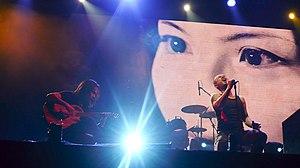 Bức Tường - Image: Bức Tường concert 1