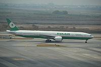 B-16707 - B77W - EVA Air