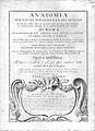"B. Genga, ""Anatomia per uso..."", 1691; title page Wellcome L0025472.jpg"