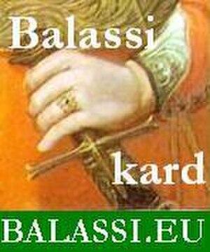 Balint Balassi Memorial Sword Award - Balint Balassi Memorial Sword Award 2010 logo