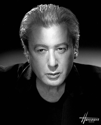 Picture of a band or musician: Alain Bashung