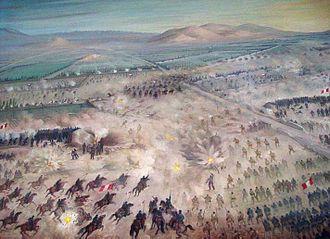 Battle of Miraflores - Battle of Miraflores