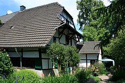 Bendhütter Straße in Mönchengladbach