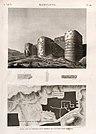 Babylone. Plan, vue et détails d'un édifice de construction romaine (NYPL b14212718-1268188).jpg
