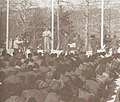 Bachir Giving A Speech At Don Bosco Training Camp.jpg