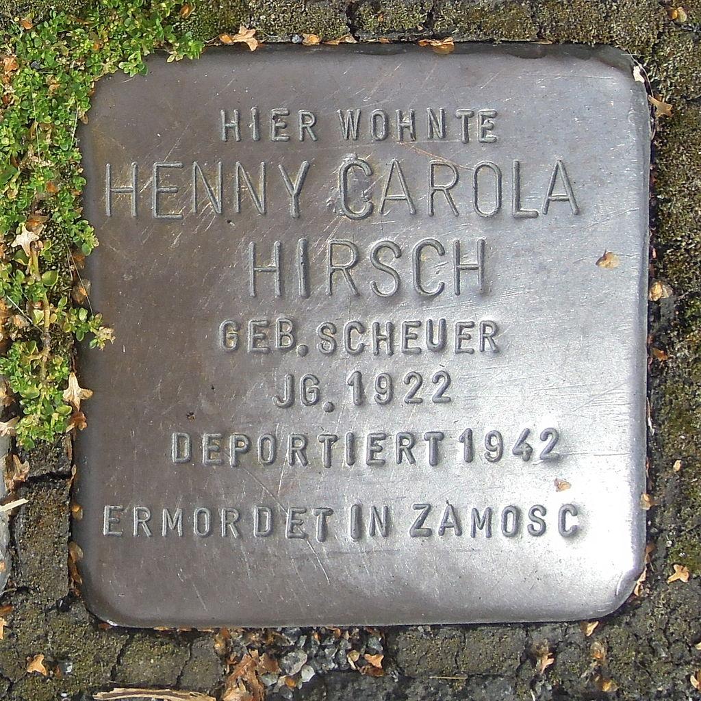 Dateibad Laasphe Bahnhofstr 67 Henny Carola Hirschjpg Wikipedia