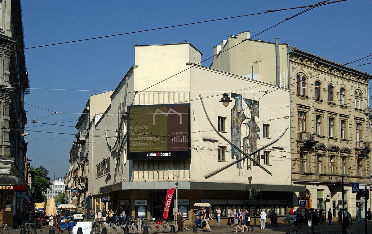 Teatr Bagatela Im Tadeusza Boya Zelenskiego Wikipedia Wolna
