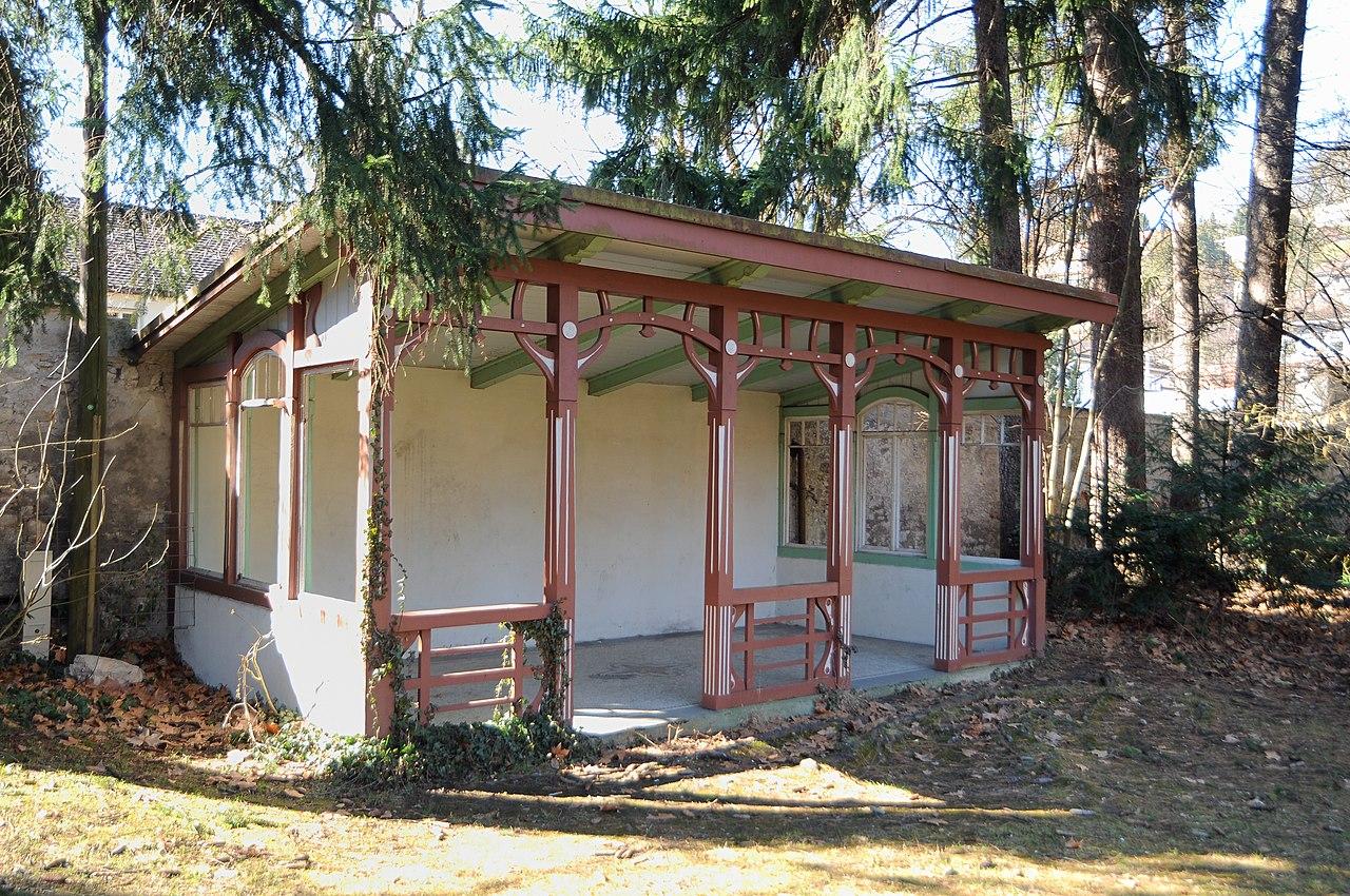 file bahnhofstra e 6 feldkirch villa ganahl gartenlaube jpg wikimedia commons. Black Bedroom Furniture Sets. Home Design Ideas