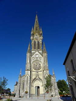 Balazé (35) Église 04.JPG