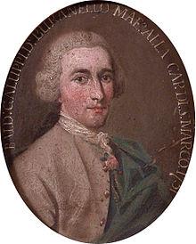 Galuppi, venezianischer Maler, 1751 (Quelle: Wikimedia)