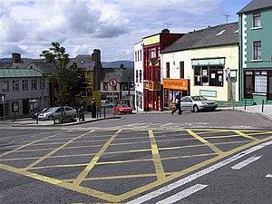 Ballyshannon - Ballyshannon town centre.