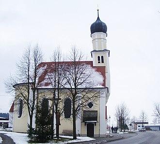 Balzhausen - Balzhausen Leonhardskapelle