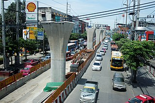 Bang Khun Si Subdistrict Khwaeng in Thailand