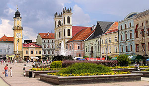 Banská Bystrica - Banská Bystrica's main square