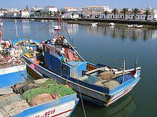 Tavira, The Algarve, Portugal