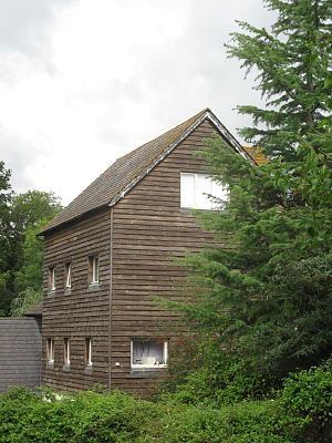 Medway watermills (upper tributaries) - Barden Mill, September 2010