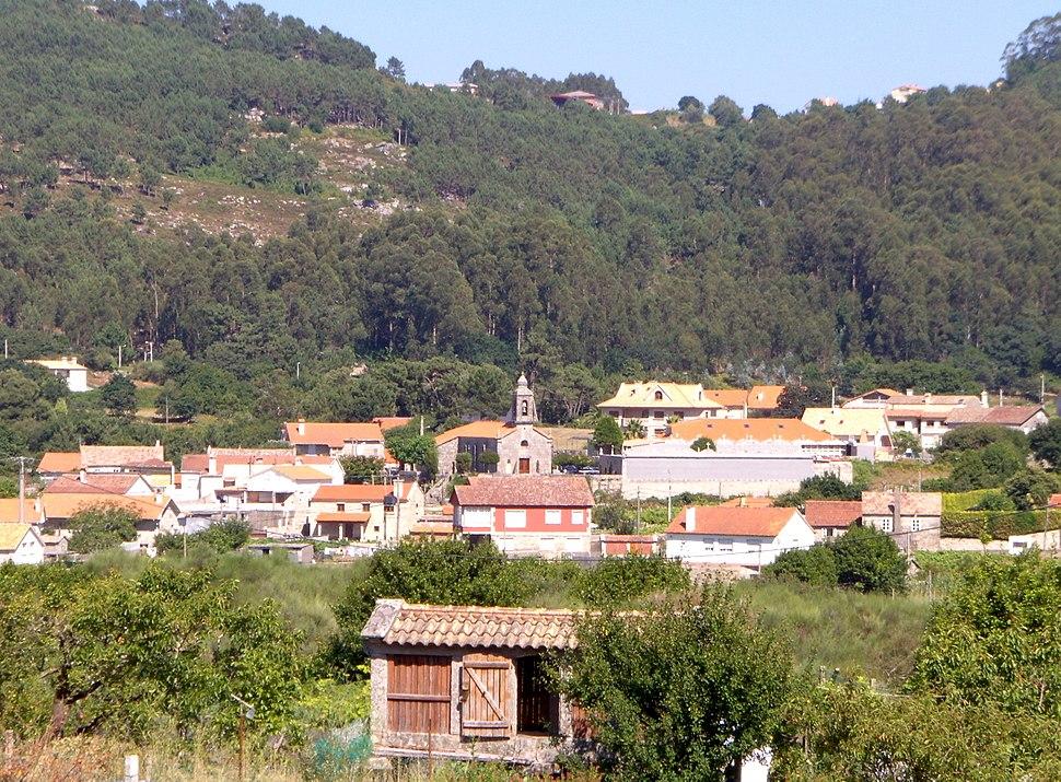 Baredo, Baiona