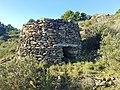 Barraca agrícola de pedra seca, Puig del Moro, Port de la Selva. 5.jpg