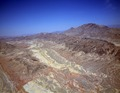 Barren desert near Las Vegas, Nevada LCCN2011634488.tif